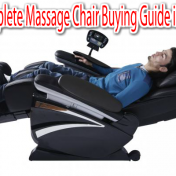 A Complete Massage Chair Buying Guide in 2016
